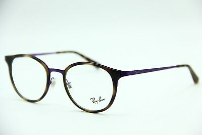 088061d655a4a New Ray-Ban Rb 6372M 2956 Tortoise Eyeglasses Authentic Frame Rx Rb6372M 50- 19