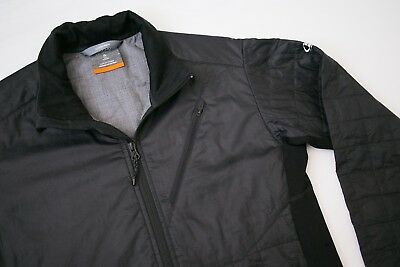 New Zealand Merino Wool 102666402M Icebreaker Merino Helix Button Down Shirt Jacket