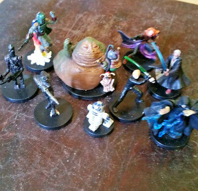 Star Wars Miniatures Rebel Storm Wizards of the Coast WotC