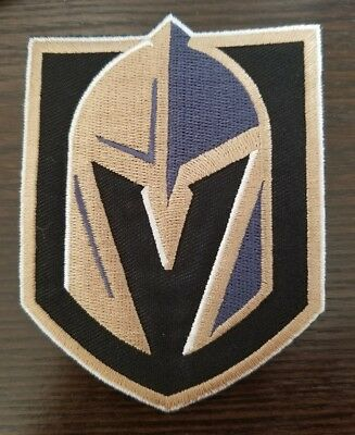 LAS VEGAS GOLDEN KNIGHTS Iron-on New NHL Hockey Jersey/Shirt/Jacket PATCH Large