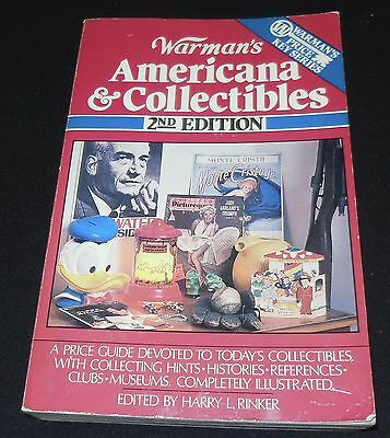 Warmans Americana and Collection (Warman's Americana & Collectibles) 1986