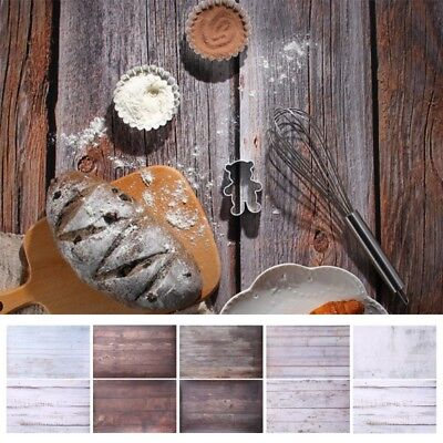 Wood Grain Marble Paper Background Studio Backdrop Photo Photography Prop Decor