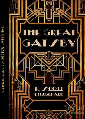 10 Copies Of The Great Gatsby By F Scott Fitzgerald 18 99 Picclick