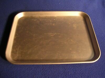 Vintage Mid Century Traco Aluminum Dinning Tray from Drive-in Diner
