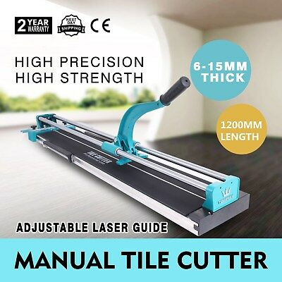 1200mm Coupe-Tuiles Carreaux Coupe Machine Spessore6-15mm Tile Cutter