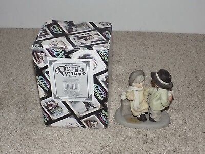 "Kim Anderson Pretty as a Picture ""Your're My Only Love"" figurine Enesco"