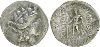 Greek / Celts Tetradrachm of Thasos with Rückseitendarstellung Hercules