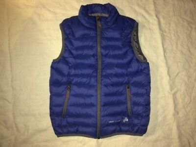 Youth (S-7-8) Free Country Extreme Performance Series Blue Down Vest