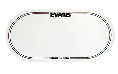Evans EQ Patch Double Weiss PC2 - 2 Stück Packung, Doppelpedal