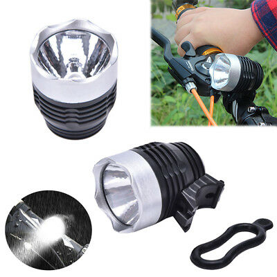 Outdoor LED Rechargeable Bycicle Front Light Headlamp Headlight Bike Lamp Torch