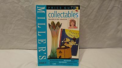 Millers Price Guide Collectables Madeleine Marsh 2004/5 Book