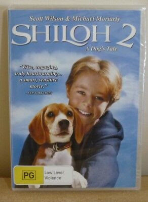 DVD - SHILOH 2 A Dog's Tale - BRAND NEW in PLASTIC - PG Wilson Moriarty
