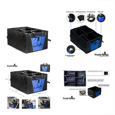 Trunk Organizer - Collapsible Car For All Types Of Vehicles Storage & Box Auto 5