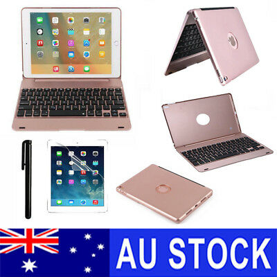 Bluetooth Wireless Keyboard Case Cover For iPad Pro 9.7/iPad Air 2 With Pen AU