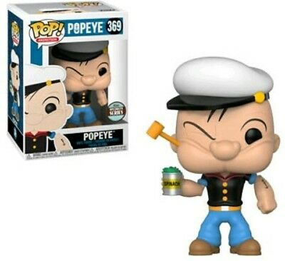 POPEYE Funko POP UK Speciality Series