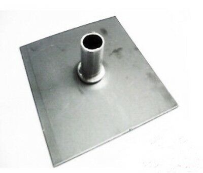 Steel scaffold base plates - New base plates