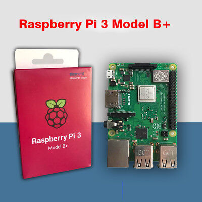 Raspberry Pi 3 Model B+ (B Plus) Module Board 1.4GHz 1GB RAM Bluetooth & WIFI