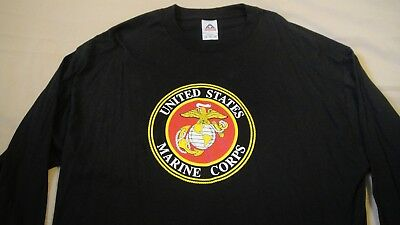 United States Marine Corps T-Shirt (long sleeve)