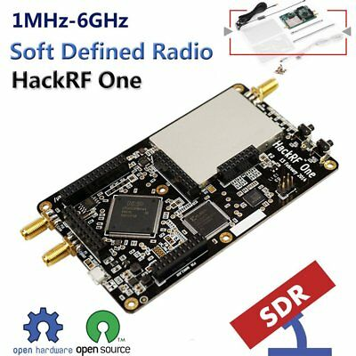 HackRF One 1MHz-6GHz Software Defined Radio Board Open Source SDR Transceiver AU