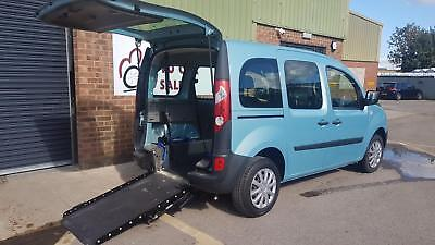 2010 Renault Kangoo Automatic Petrol Wheelchair Disabled Accessible Vehicle