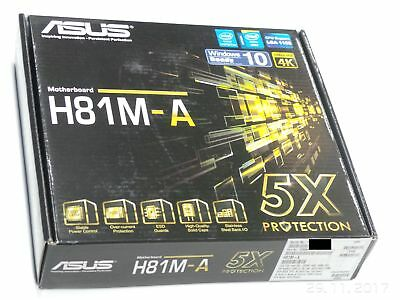 ASUS Motherboard H81M-A