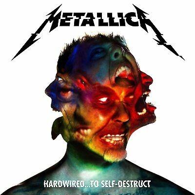 Metallica - Hardwired... To Self Destruct [ 2Cd 2016 ]