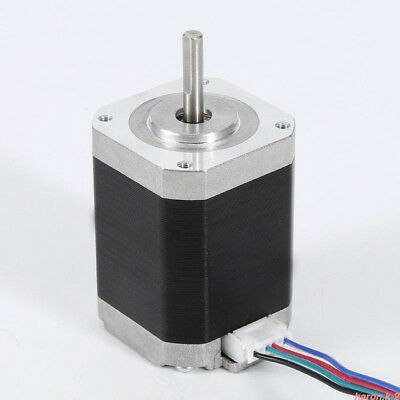 Stepper Motor Nema17 34/48/60mm 4-wires 1.5A Bipolar 2-Phase For 3D Print Lot H1