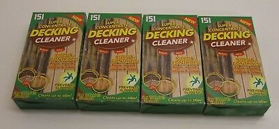 4x super concentrate decking cleaner