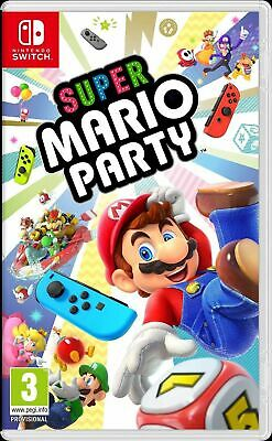 Super Mario Party (Nintendo Switch) IN STOCK NOW New & Sealed UK PAL