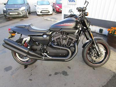 Harley-Davidson XR1200X sportster limited edition only 3547 miles