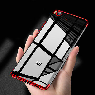 Case for Xiaomi Redmi 5 Plus Note 4X 5A Cover New ShockProof 360 Hybrid Silicone