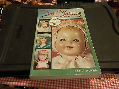 doll values antique to modern patsy moyer copyright 1997  lot 112