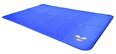 Pet Dog Self Cooling Mat Pad for Kennels + Crates and Beds- Arf Pets 35.4x55