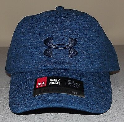 NWT Under Armour Women's UA Threadborne Twist Renegade #1306297 Cap Hat OSFA