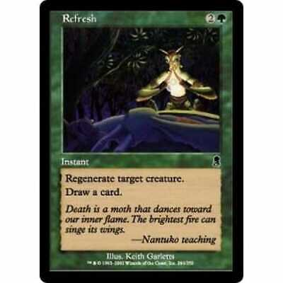 MTG ODYSSEY * Refresh (foil) - Condition: Mint / Near Mint