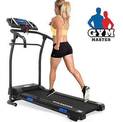 X-TECH NEXGEN TREADMILL Adjustable Incline Motorised Folding Running Machine