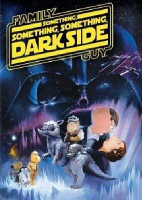 I Griffin Star Wars: Something Dark Side DVD 20TH CENTURY FOX