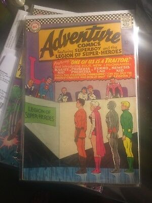 Adventure Comics #346 (Jul 1966, DC)