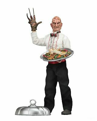"""Nightmare on Elm Street Part 5 - 8"""" Clothed Action Figure - Chef Freddy - NECA"""