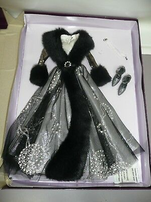 Tonner Brenda Starr Midnight Melody Outfit in Box, Missing Petti Coat in Box