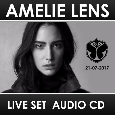 Amelie Lens - Live @ Tomorrowland 2017 (Belgien) – 21-07-2017 – [AUDIO CD]