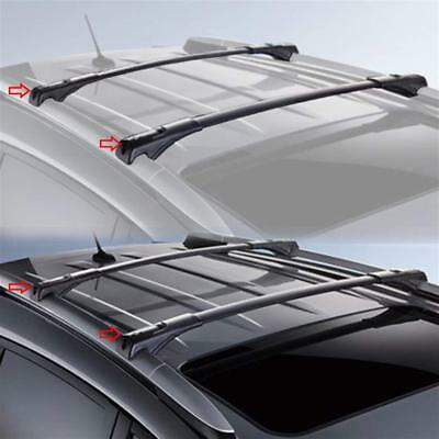 ROOF RACK CROSS BARS FOR TOYOTA RAV4 w/Factory Side Rails 2014 2015 2016 2017...