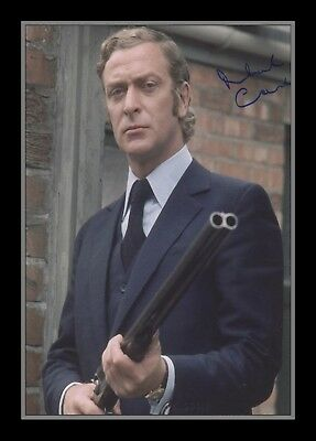 Photograph/Print/Photo/Get Carter/1970's/Film/Still/Cast/Press/Michael Caine