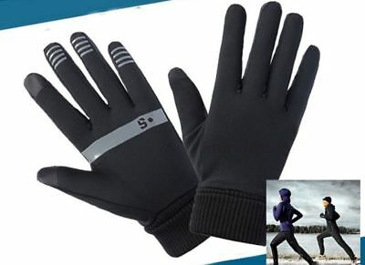 Sports Running gloves,touch screen,mens/womens,S/M/L,adjustable wrist length,
