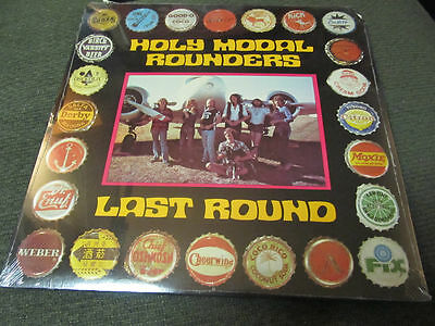 Holy Modal Rounders Last Round LP SEALED Sam Shepard 78