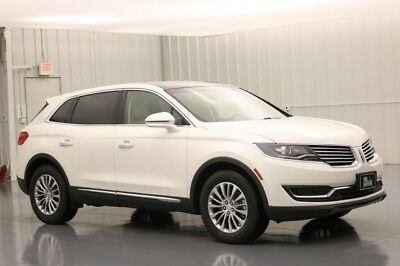 Lincoln MKX SELECT PLUS FWD 3.7 V6 SUNNROOF NAVIGATION MSRP $48055 ELECT PLUS PACKAGE SONATA SPIN ALUMINUM TRIM LINCOLN MKX CLIMATE PACKAGE