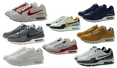 watch 4b4c6 71aa1 Nike 687977 Mens Air Max Limited LTD 3 Performance Training Running Shoes