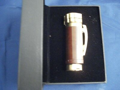 Regal dual flame torch lighter with large flame adjuster by hand with eaze