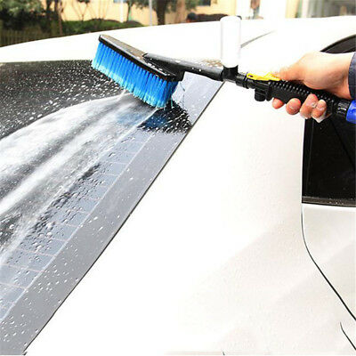 Car Wash Brush Hose Adapter Vehicle Cleaning Tool Water Cleaner Car Care Tool