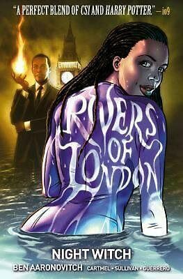 Rivers of London: Volume 2 - Night Witch by Ben Aaronovitch (English) Paperback